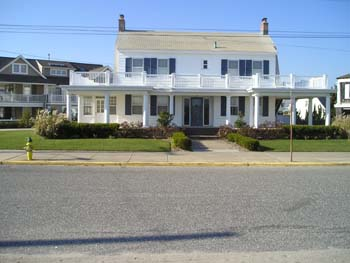 Ocean City Vacation Rentals Beach Front 100 Beach Road