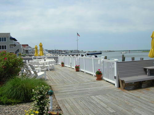 Ocean City Vacation Rentals Bay Front 1114 Bayfront (Bay Village)