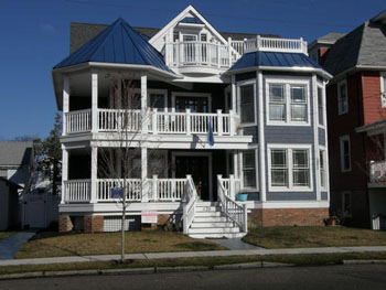 Ocean City Vacation Rentals North End (1st-6th) 428 Wesley Avenue