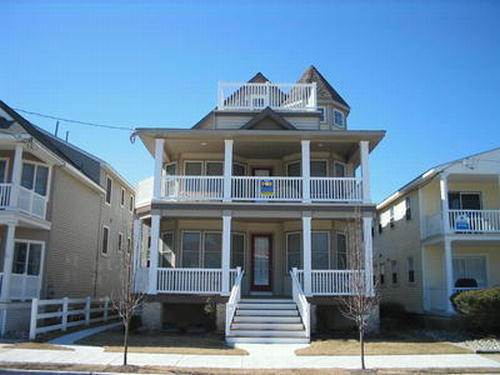 Ocean City Vacation Rentals North End (1st-6th) 884 Park Place