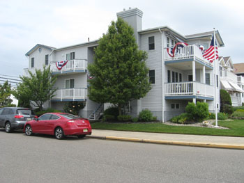 Ocean City Vacation Rentals Gold Coast (24rd-35th) 2572 West Avenue