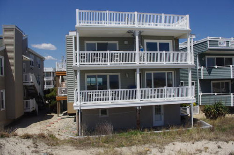 Ocean City Vacation Rentals Beach Front 3328 Wesley Avenue