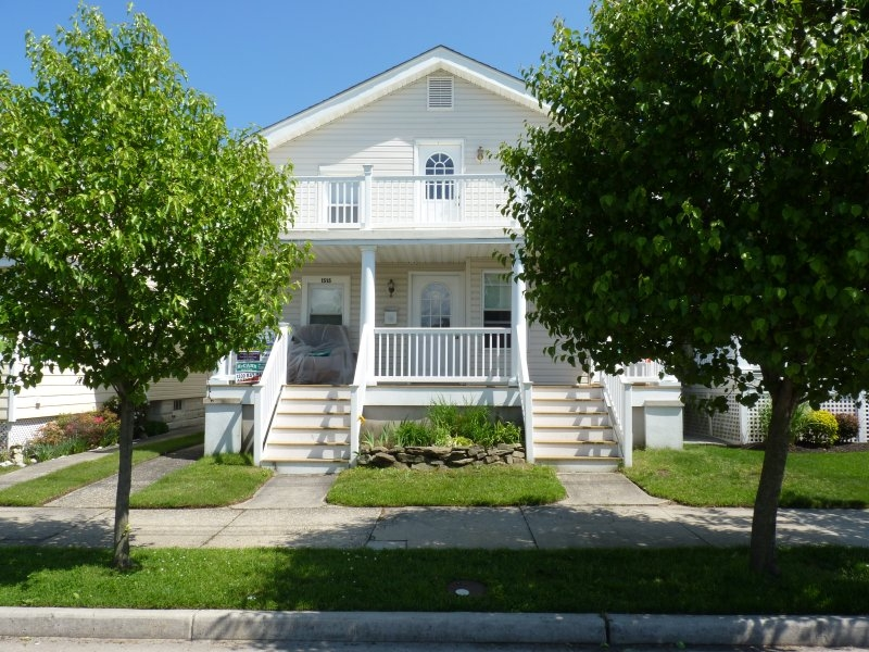Ocean City Vacation Rentals Central (15th-23rd) 1517 West Avenue