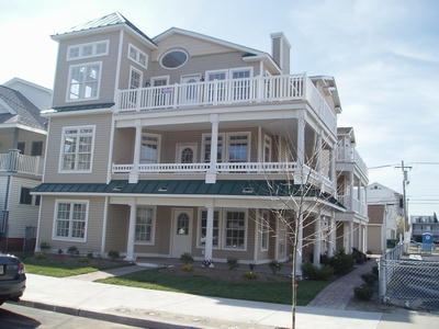 Ocean City Vacation Rentals Boardwalk (7th-14th) 916 Ocean Ave.