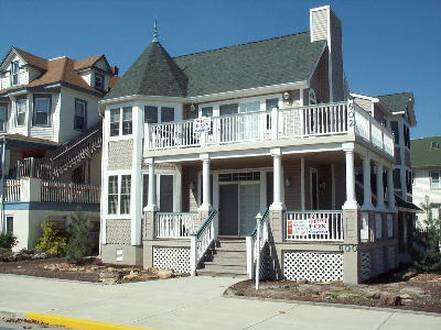Ocean City Vacation Rentals North End (1st-6th) 600 Atlantic Avenue