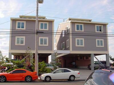 Ocean City Vacation Rentals Bay Front 242 Bay Avenue
