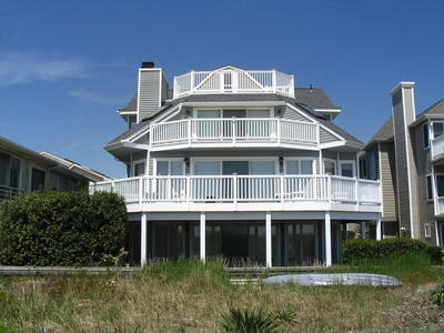 Ocean City Vacation Rentals Beach Front 2513 Wesley Ave.