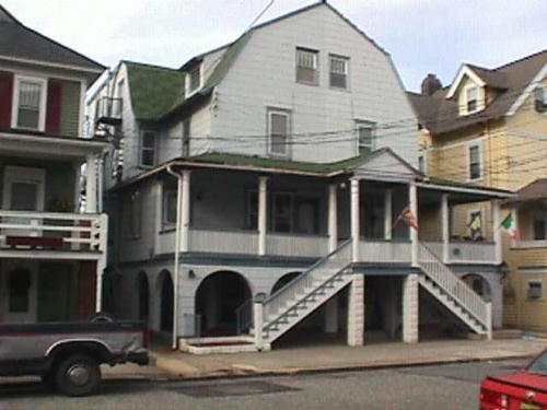 Ocean City Vacation Rentals Boardwalk (7th-14th) 710 Plymouth Place