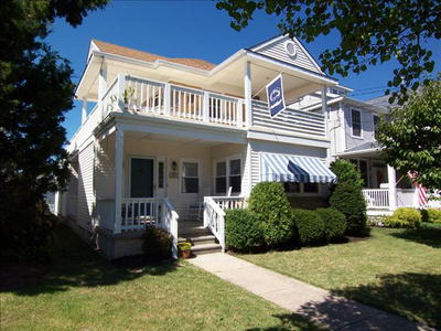 Ocean City Vacation Rentals Gardens 308 Wesley Road