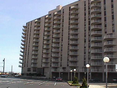 Ocean City Vacation Rentals Beach Front 921 Park Place (Gardens Plaza)