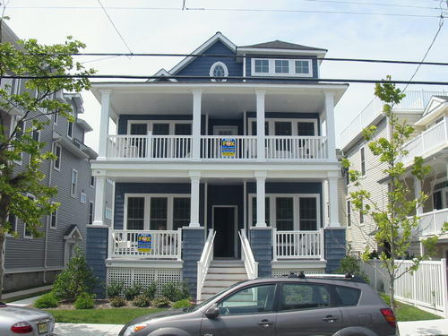 Ocean City Vacation Rentals North End (1st-6th) 818 Third Street