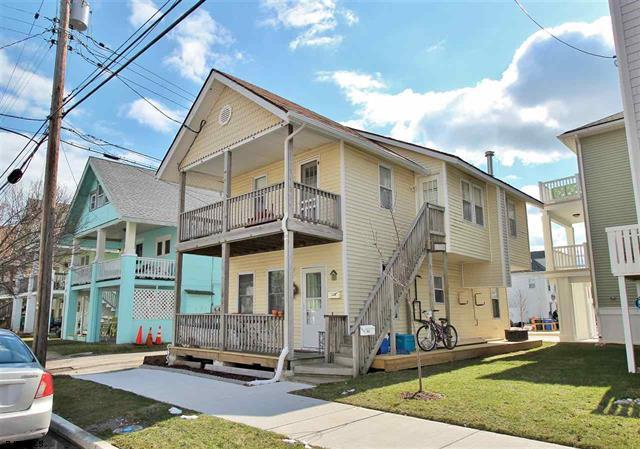 Ocean City Vacation Rentals North End (1st-6th) 406 Fourth Street