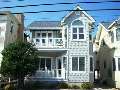 Ocean City Vacation Rentals Beach Block 3926 Central Avenue
