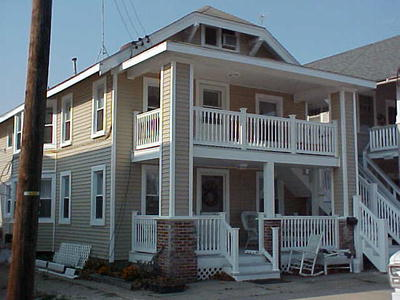 Ocean City Vacation Rentals North End (1st-6th) 862 4th Street