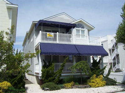 Ocean City Vacation Rentals South End (36th-59th) 5746 Asbury Avenue