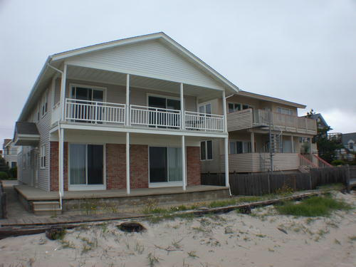 Ocean City Vacation Rentals Beach Front 4821 Central Avenue