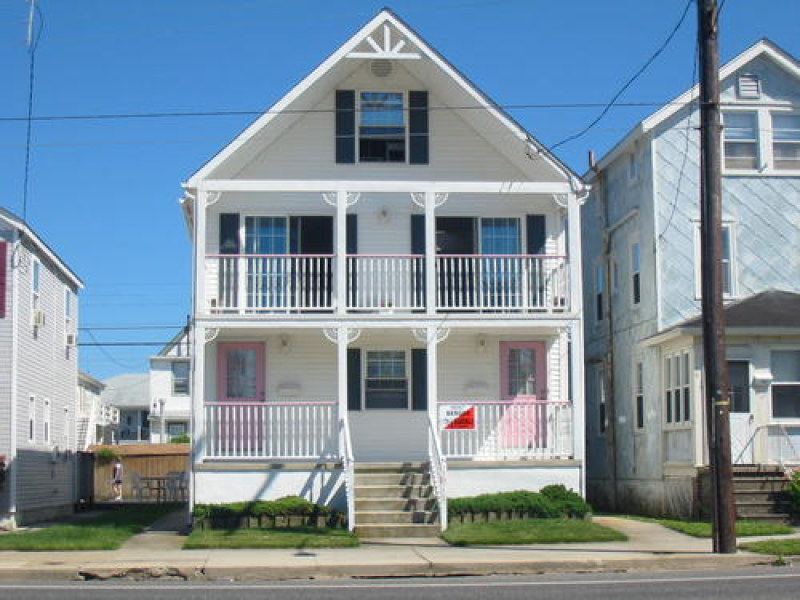 Ocean City Vacation Rentals Central (15th-23rd) 1611 West Avenue