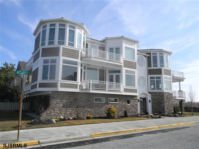 Ocean City Vacation Rentals Beach Front 4045 Central Avenue