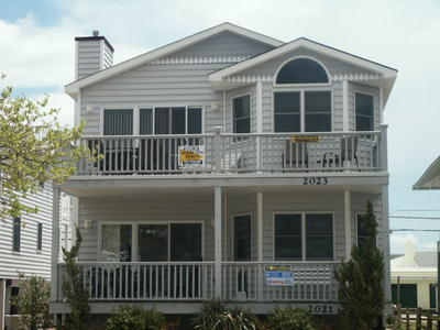 Ocean City Vacation Rentals Central (15th-23rd) 2023 Central Avenue