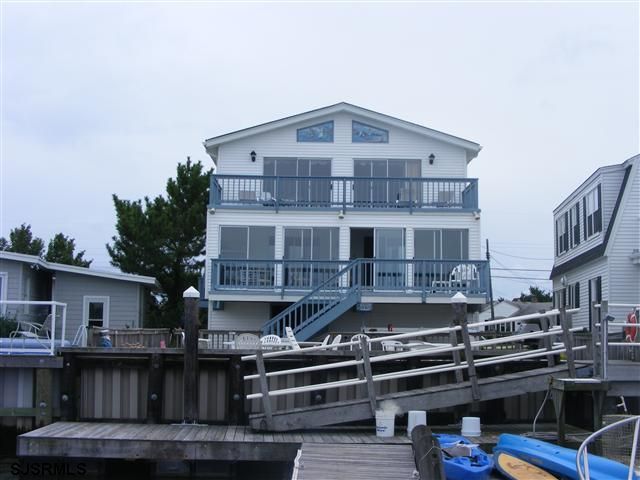Ocean City Vacation Rentals Bay Front 115 Bayshore Avenue