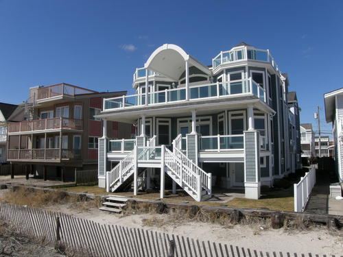Ocean City Vacation Rentals Beach Front 3424 Wesley Avenue