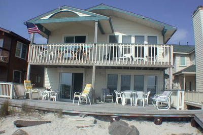 Ocean City Vacation Rentals Beach Front 4433 Central Avenue