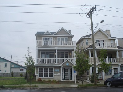 Ocean City Vacation Rentals North End (1st-6th) 652 West Avenue