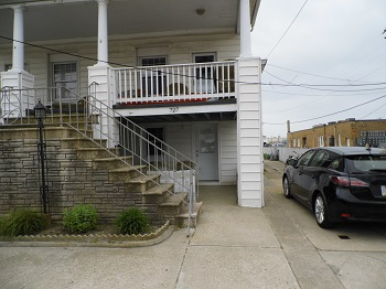 Ocean City Vacation Rentals Boardwalk (7th-14th) 727 Atlantic Avenue