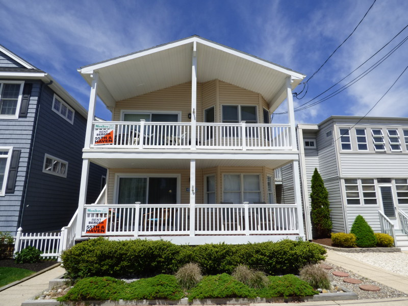 Ocean City Vacation Rentals South End (36th-59th) 5256 Asbury Avenue