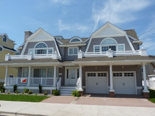 Ocean City Vacation Rentals Beach Block 916 St. James Place