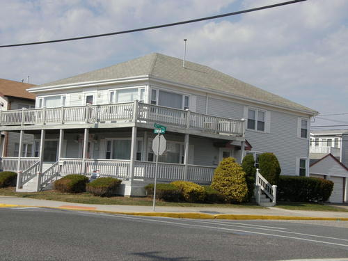 Ocean City Vacation Rentals Central (15th-23rd) 1700 Central Avenue