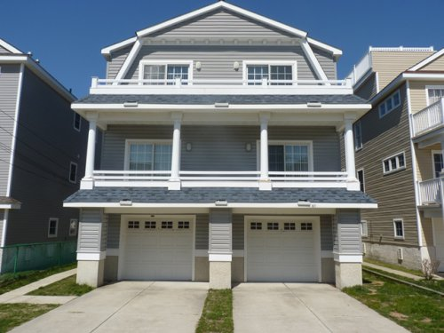 Ocean City Vacation Rentals Boardwalk (7th-14th) 1129 Wesley Avenue