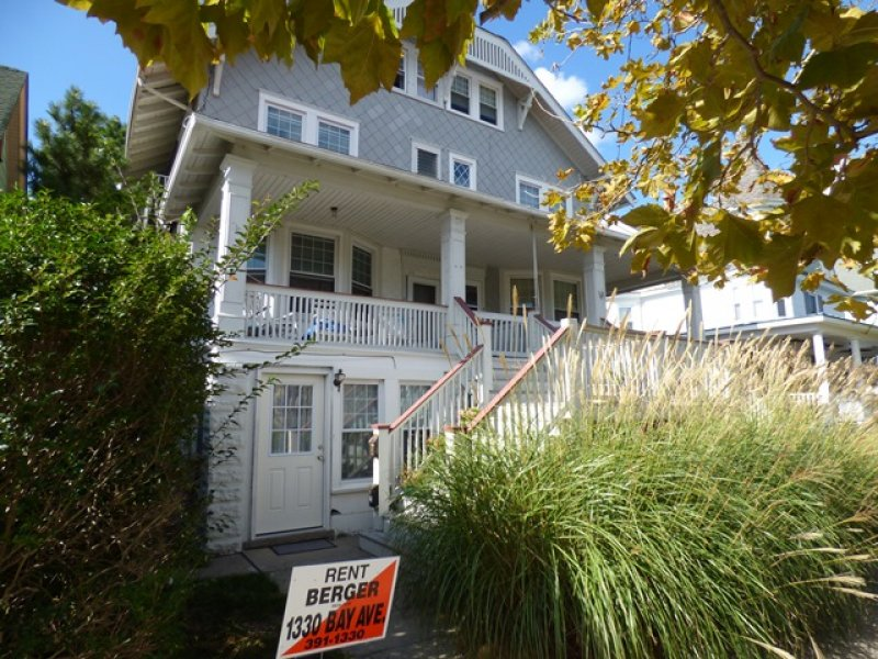 Ocean City Vacation Rentals Boardwalk (7th-14th) 622 Wesley Avenue