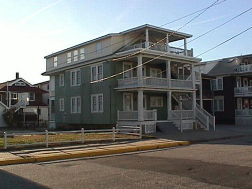 Ocean City Vacation Rentals Beach Block 862 2nd Street