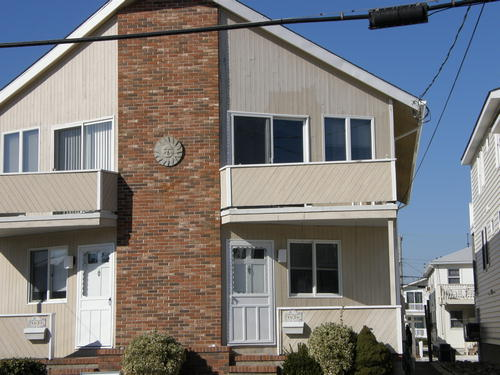 Ocean City Vacation Rentals Beach Block 4636 Central Avenue