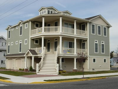 Ocean City Vacation Rentals North End (1st-6th) 210 Atlantic Avenue