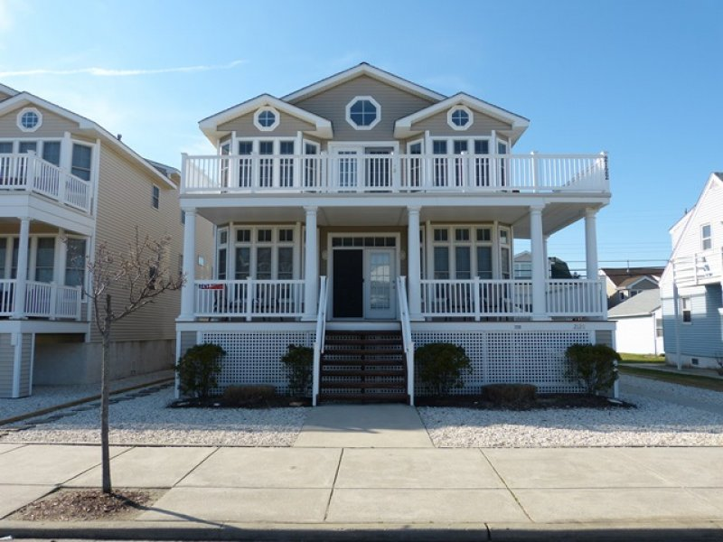 Ocean City Vacation Rentals Central (15th-23rd) 2120 West Avenue
