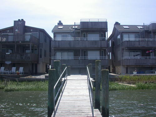 Ocean City Vacation Rentals Bay Front 3820 Waterview Road