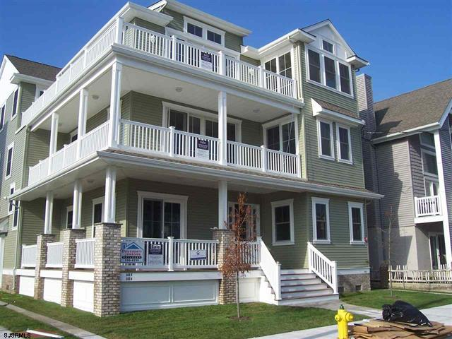 Ocean City Vacation Rentals Beach Block 860 7th Street
