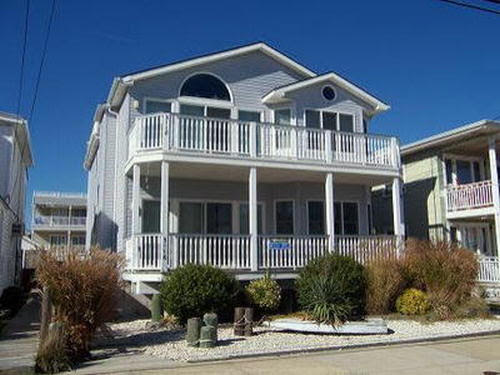 Ocean City Vacation Rentals Beach Block 5116 Central Avenue
