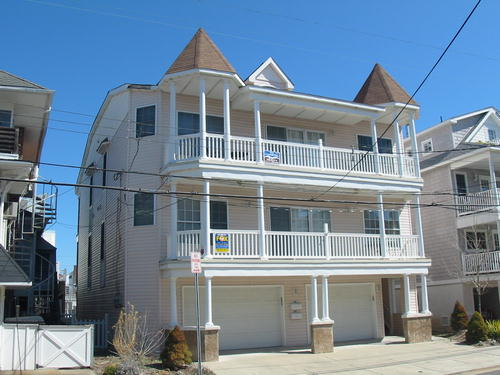 Ocean City Vacation Rentals Beach Block 805 Plymouth Place