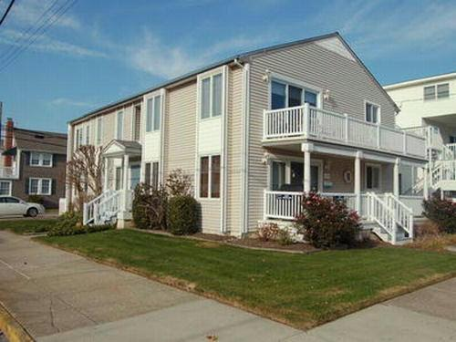 Ocean City Vacation Rentals Central (15th-23rd) 1746 Central Avenue
