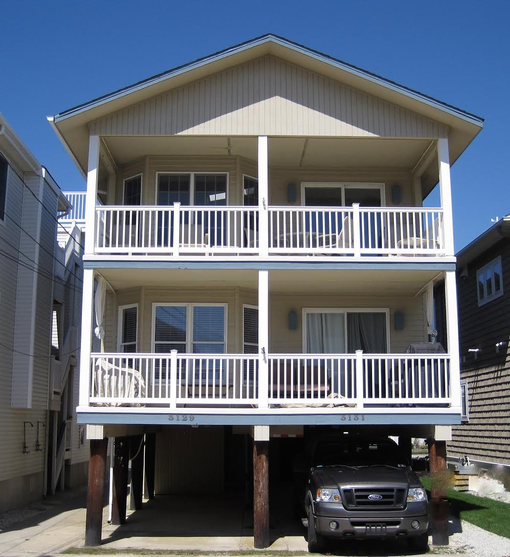 Ocean City Vacation Rentals Gold Coast (24rd-35th) 3131 Central Avenue