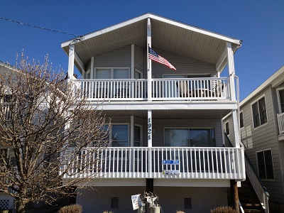 Ocean City Vacation Rentals Central (15th-23rd) 1921 Asbury Avenue