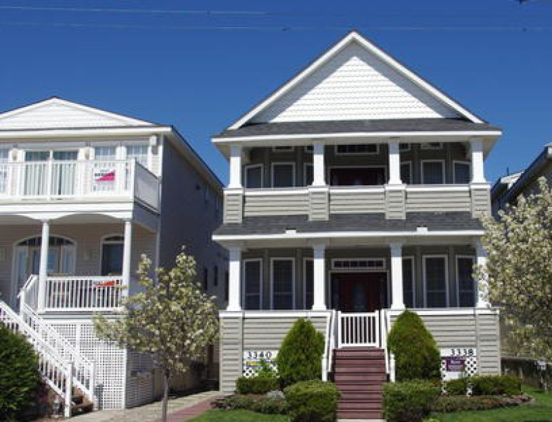 Ocean City Vacation Rentals South End (36th-59th) 3340 Asbury Avenue
