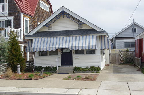Ocean City Vacation Rentals North End (1st-6th) 809 St. James Place