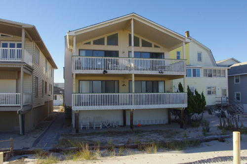 Ocean City Vacation Rentals Beach Front 5543 Central Avenue