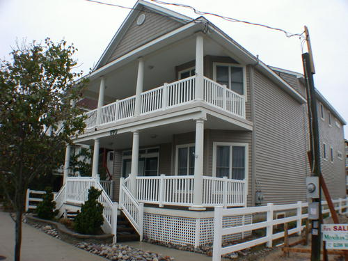 Ocean City Vacation Rentals Beach Block 888 Park Place