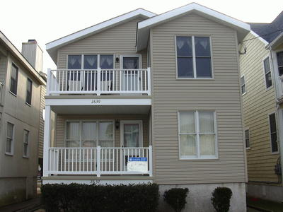 Ocean City Vacation Rentals Gold Coast (24rd-35th) 2639 Asbury Avenue