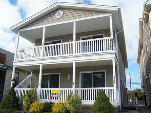 Ocean City Vacation Rentals Gold Coast (24rd-35th) 2340 Asbury Ave